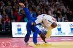 Stephan Hegyi (AUT), Teddy Riner (FRA) - Grand Slam Paris (2020, FRA) - © Christian Fidler