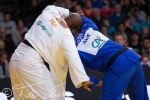 Teddy Riner (FRA), Stephan Hegyi (AUT) - Grand Slam Paris (2020, FRA) - © Christian Fidler