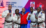 judo club around the world (IJF), judo which country (IJF) - IBSA Pan Am Championships Montreal (2020, CAN) - © Rafal Burza - IBSA Sport