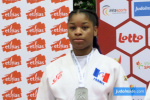 Kaila Issoufi (FRA) - International Open Herstal Juniors (2020, BEL) - © JudoInside.com, judo news, results and photos