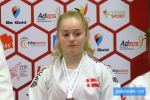 Isabella Lauritsen (DEN) - International Open Herstal Juniors (2020, BEL) - © JudoInside.com, judo news, results and photos