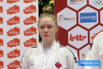 Coralie Godbout (CAN) - International Open Herstal Juniors (2020, BEL) - © JudoInside.com, judo news, results and photos