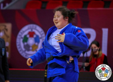 Shiyan Xu (CHN) - Grand Slam Tbilisi (2021, GEO) - © IJF Marina Mayorova, International Judo Federation