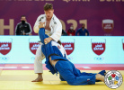 Matthias Casse (BEL) - IJF World Masters Doha (2021, QAT) - © IJF Marina Mayorova, International Judo Federation