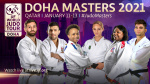 IJF World Masters Doha (2021, QAT) - © IJF Media Team, International Judo Federation