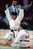 Sun Hui Kye (PRK) - Olympic Games Atlanta (1996, USA) - © David Finch, Judophotos.com