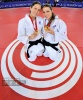 Louise Renicks (GBR), Kimberley Renicks (GBR) - Commonwealth Games Glasgow (2014, SCO) - © David Finch, Judophotos.com