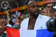Teddy Riner (FRA) - Olympic Games Rio de Janeiro (2016, BRA) - © IJF Media Team, International Judo Federation