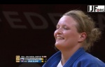 Sanne Van Dijke (NED) - Grand Slam Ekaterinburg (2017, RUS) - © IJF Media Team, International Judo Federation