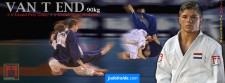 Noël Van 't End (NED) - Grand Prix Samsun (2015, TUR) - © IJF Media Team, International Judo Federation