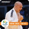 Henk Grol (NED) - 2016 Olympic Games day 6 Judo U100kg & U78kg (2016, BRA) - © Facebook