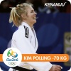 Kim Polling (NED) - 2016 Olympic Games day 5 Judo U90kg & U70kg (2016, BRA) - © Facebook