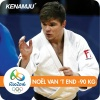 Noël Van 't End (NED) - 2016 Olympic Games day 5 Judo U90kg & U70kg (2016, BRA) - © Facebook