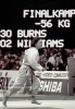 AnnMaria Burns (USA) - © David Finch, Judophotos.com
