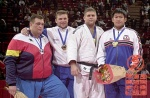 Zoltán Csizmadia (HUN) - © Bob Willingham, WTOJ, the World of Judo