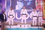 Sava Antic (CAN), Liam Wright (USA), Juan Alvarez (COL), Guilherme Schimidt (BRA) - Pan American U18 Championships Cancun (2017, MEX) - © Sent by athlete